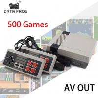 Data Forg játékkonzol - Beépített 500 játékkal