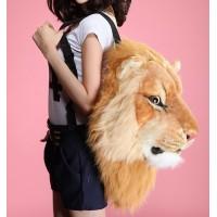 3D tigrises hátizsák