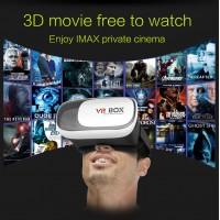 VR Box 3D szemüveg
