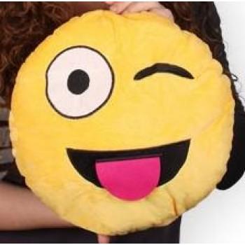 Emoji párna