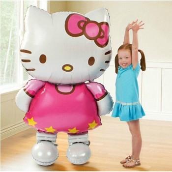 Óriás Hello Kitty party léggömb