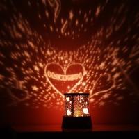 Szeretlek éjszakai led lámpa