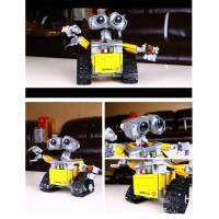 WALL E lego robot